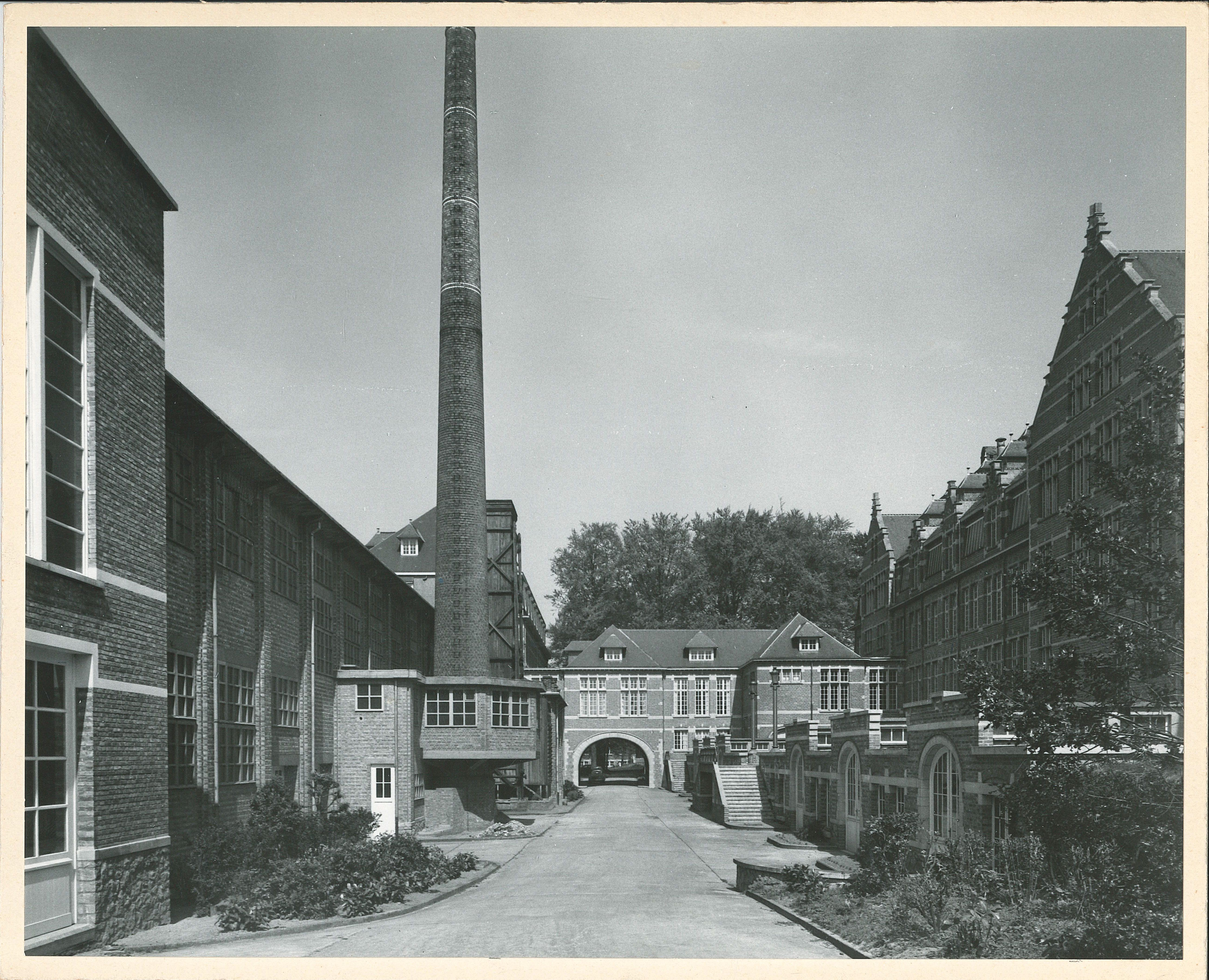La Meuse Steam Turbine – Het Thermotechnisch Instituut